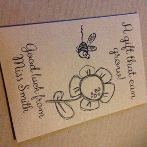 teacher student gift