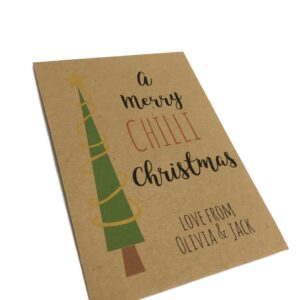 Christmas Seed Packets
