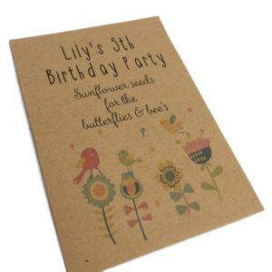 personalised birthday gift