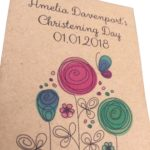 christening day seed packet
