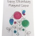 birthday seed packets