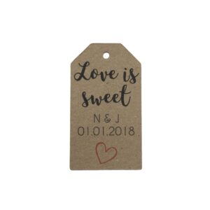 love is sweet tag
